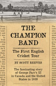 The Champion Band Cover front CB (2)